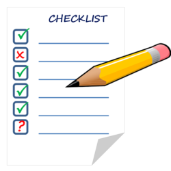 Checklist toertochten racefiets